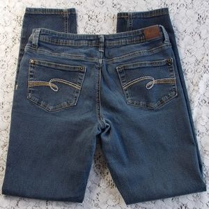 Justice Jeans Girls Size 14.5